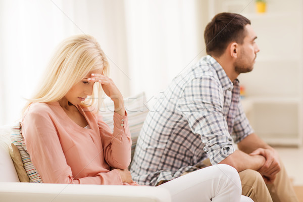 unhappy couple divorce essay Free essay: screams fill the room to a point of no return, as the walls hold back the fierce fighting between the two a young boy sits shaking in the corner.