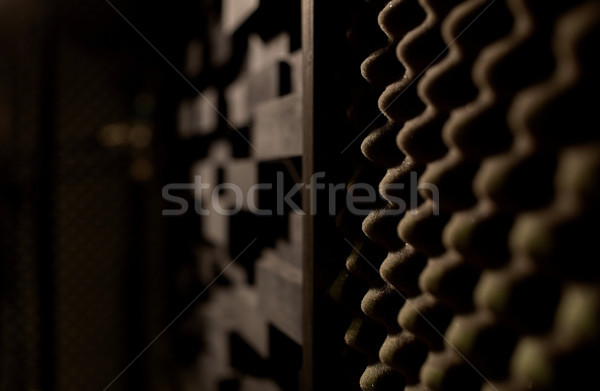 foam rubber acoustic material Stock photo © dolgachov
