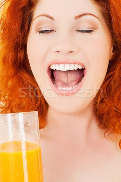 juice Stock photo © dolgachov