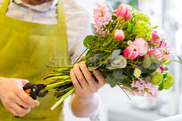 business plan for a flower shop