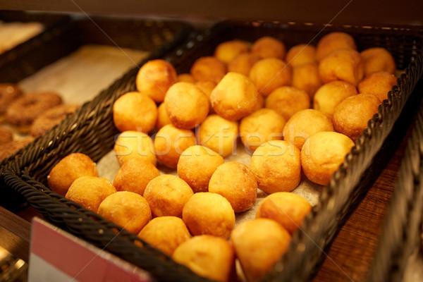 Empanadas panadería alimentos Foto stock © dolgachov