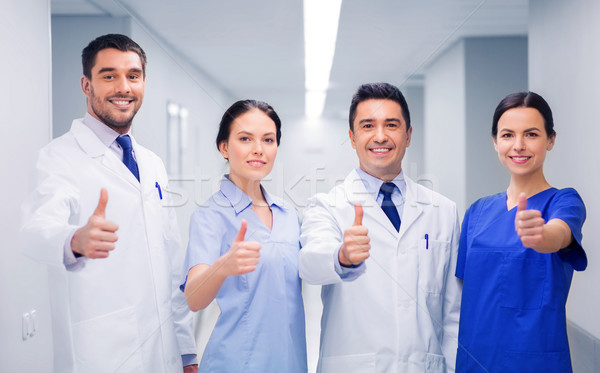 医師 病院 職業 人 ストックフォト © dolgachov