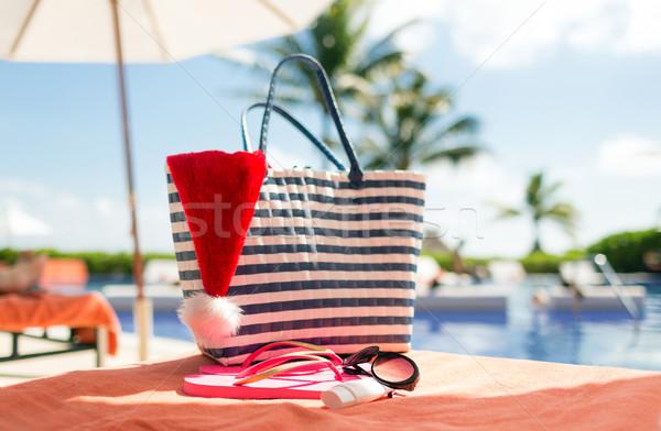 Foto stock: Verão · férias · natal · férias