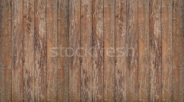 old weathered wooden boards background Stock photo © dolgachov