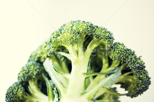 ブロッコリー 白 健康的な食事 ダイエット 精進料理 ストックフォト © dolgachov