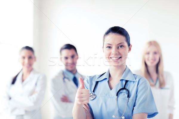 医師 グループ 医療 医療 ストックフォト © dolgachov