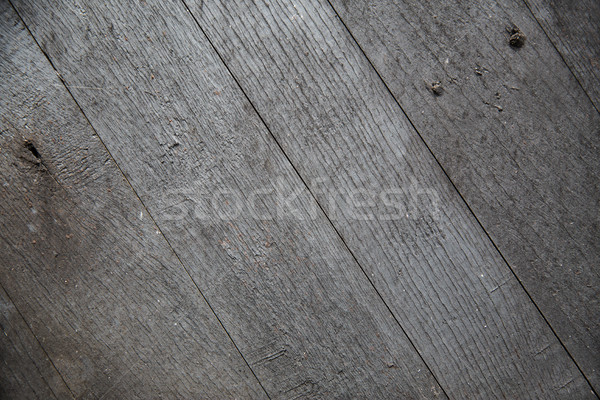 close up of old wooden boards Stock photo © dolgachov