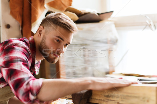 大工 作業 木材 ワークショップ 職業 ストックフォト © dolgachov