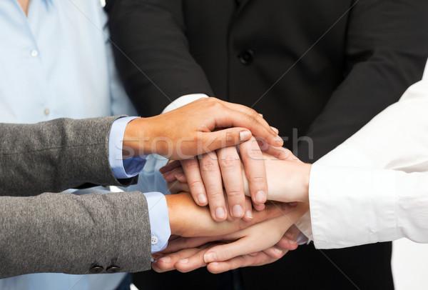 группа победу бизнеса победа Сток-фото © dolgachov