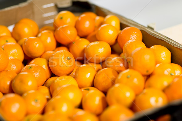 Alimentaire marché ferme vente Shopping Photo stock © dolgachov