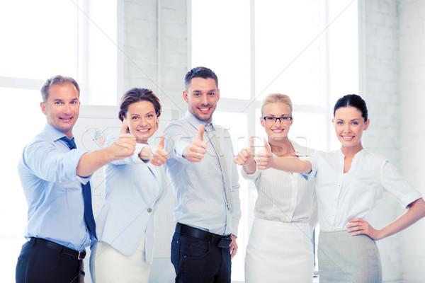 ストックフォト: ビジネスチーム · オフィス · 画像 · 幸せ