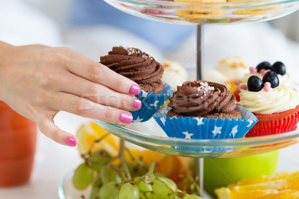 El kek durmak Stok fotoğraf © dolgachov
