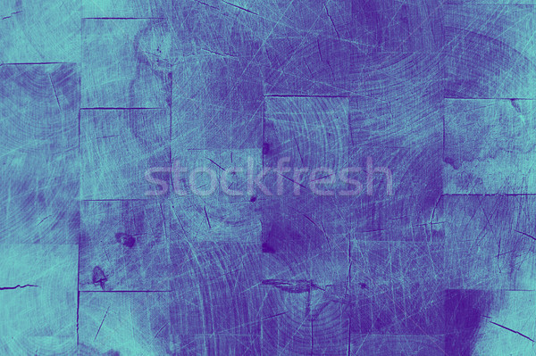 duotone colored wooden texture background Stock photo © dolgachov