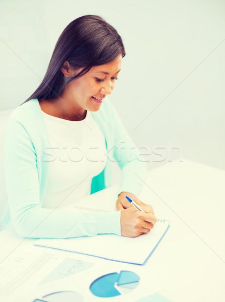 Foto stock: Internacional · estudiante · estudiar · universidad · educación · escuela