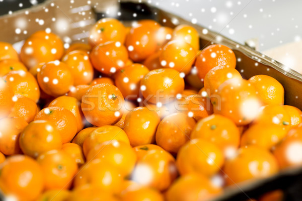 Alimentaire marché ferme vente Shopping Photo stock © dolgachov