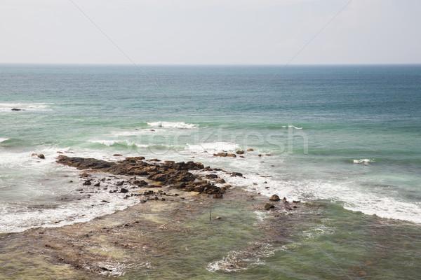 sea and sky on Sri Lanka Stock photo © dolgachov