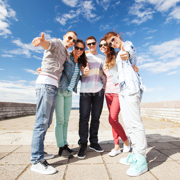 подростков лет праздников Сток-фото © dolgachov