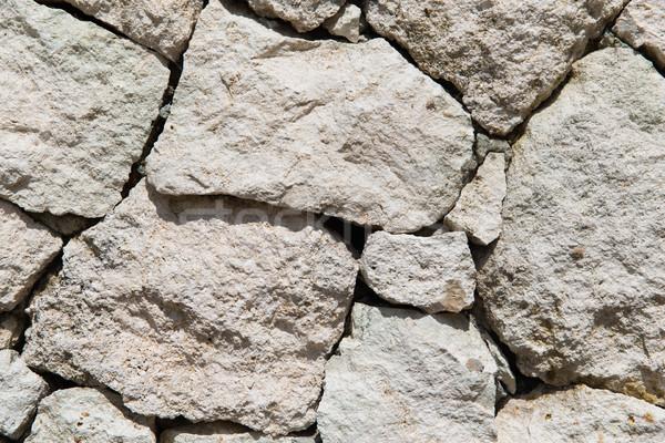 stone wall texture Stock photo © dolgachov
