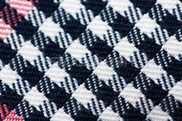 Têxtil tecido textura roupa Foto stock © dolgachov