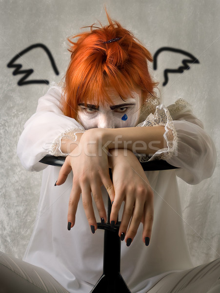 wings Stock photo © dolgachov