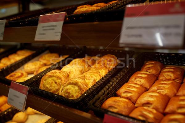 хлебобулочные продовольствие продажи Сток-фото © dolgachov