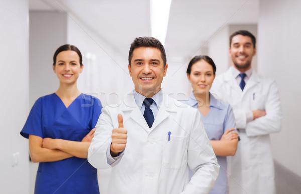 Сток-фото: врачи · больницу · профессия · люди