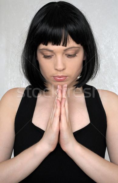 prayer Stock photo © dolgachov