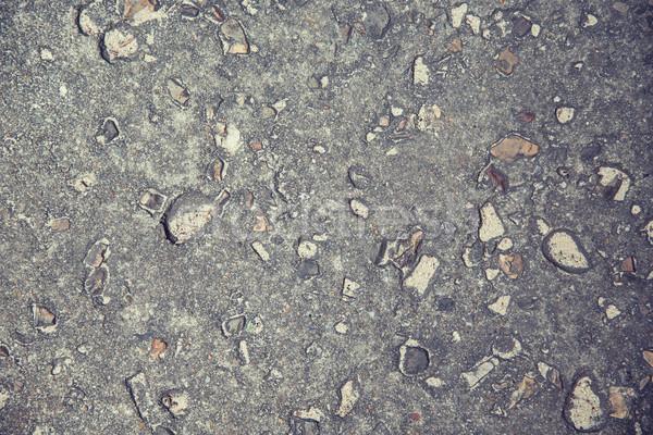 Sollievo pietra texture design costruzione muro Foto d'archivio © dolgachov