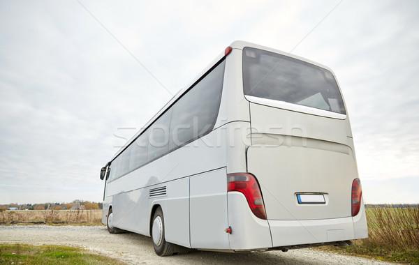 Gira autobús conducción aire libre viaje turismo Foto stock © dolgachov