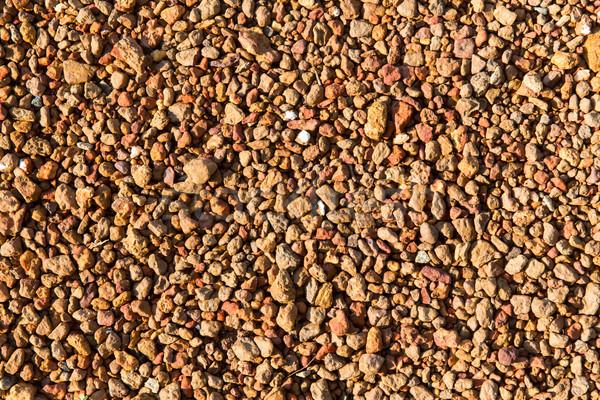 close up of breakstone outdoors Stock photo © dolgachov