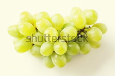 Jugoso frescos maduro arándanos blanco frutas Foto stock © dolgachov