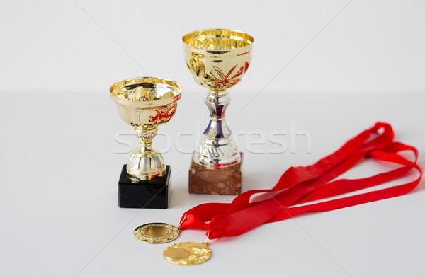 спортивных спорт Сток-фото © dolgachov