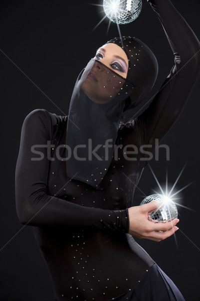 ninja Stock photo © dolgachov