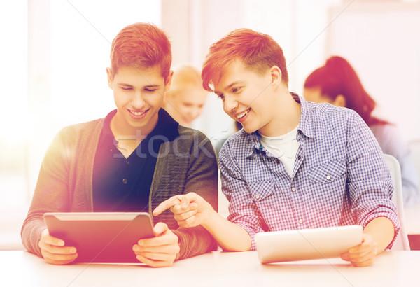 学生 見える 講義 学校 教育 ストックフォト © dolgachov