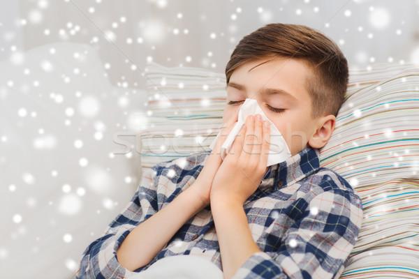 Заложен нос у ребенка: чем лечить в домашних