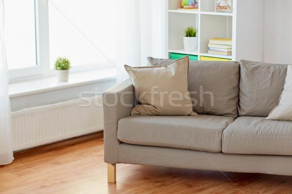 Сток-фото: диван · домой · гостиной · комфорт
