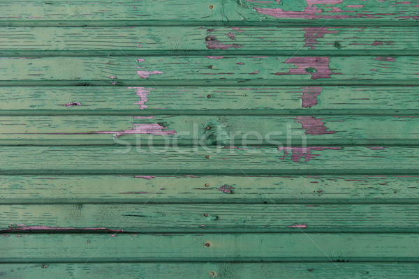 Velho pintado verde fundos textura Foto stock © dolgachov