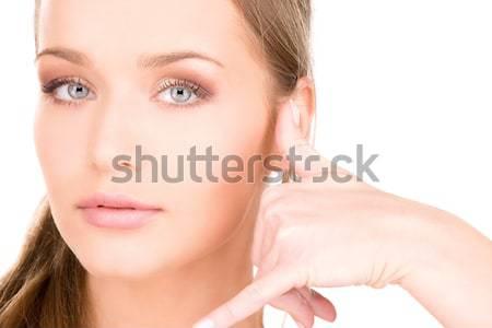 hush Stock photo © dolgachov