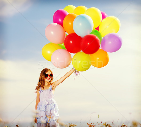 Colorful Balloons Images &- Stock Pictures. Royalty Free Colorful ...