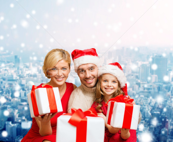 Играть помоги жене санты приготовить подарки 72