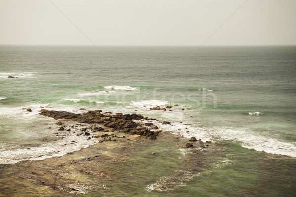 sea and sky on Sri Lanka Stock photo © dolgachov