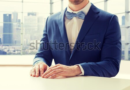 男性 ゲイ カップル 結婚指輪 人 ストックフォト © dolgachov