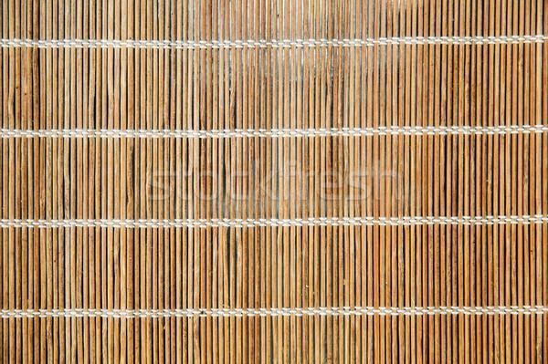 Naturalismo bambu textura fundo padrão Foto stock © dolgachov