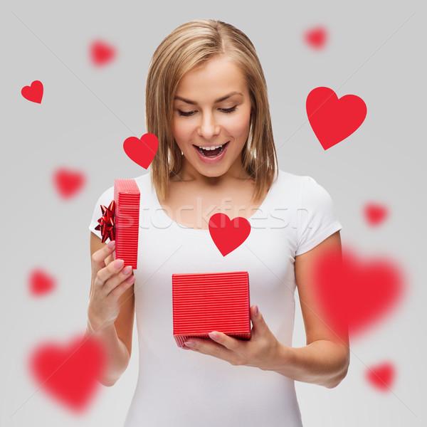 Как принять подарок от девушки 109