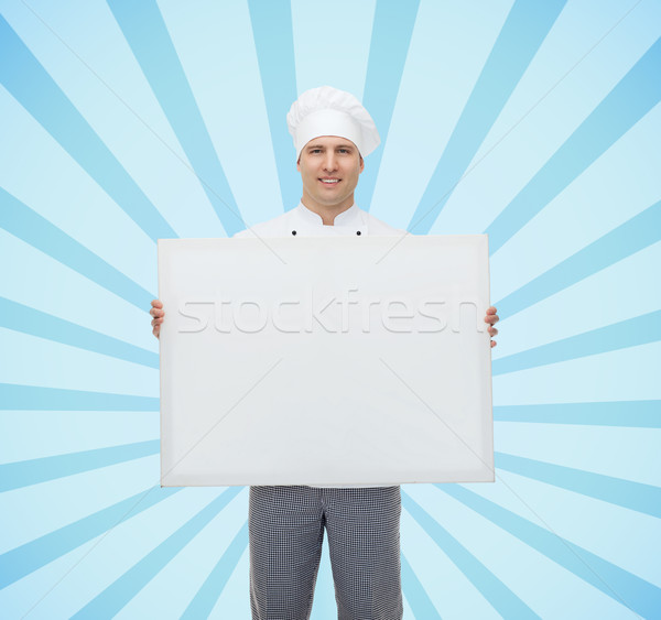 big white cook