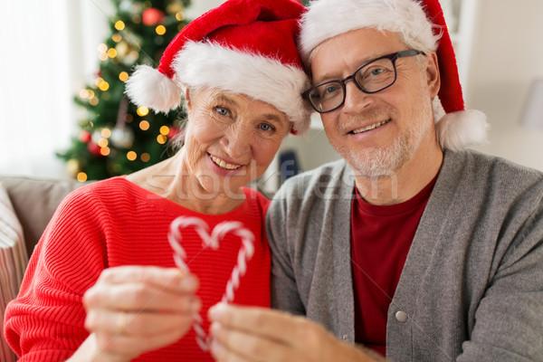 ストックフォト: 幸せ · クリスマス · 休日 · 人