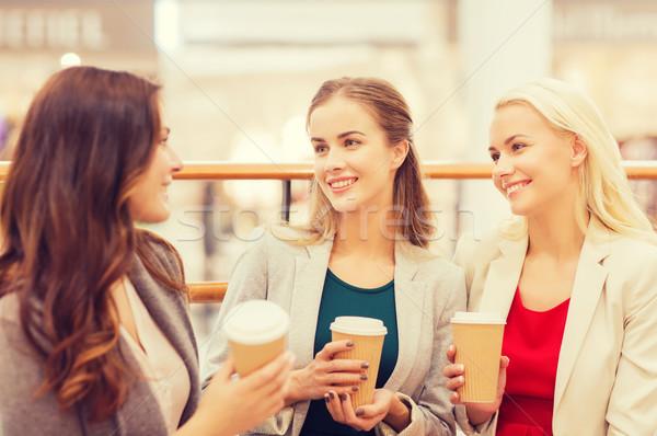 Сток-фото: кофе · Mall · продажи