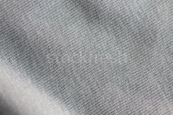 Photo stock: Gris · textiles · tissu · texture · coton