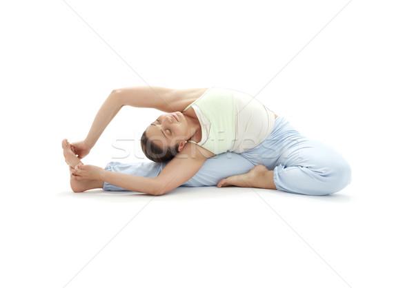 ashtanga yoga #4 Stock photo © dolgachov