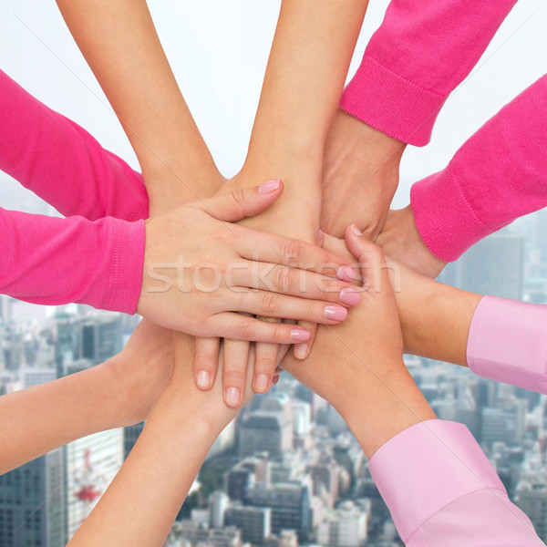 женщины рук Top феминизм власти Сток-фото © dolgachov